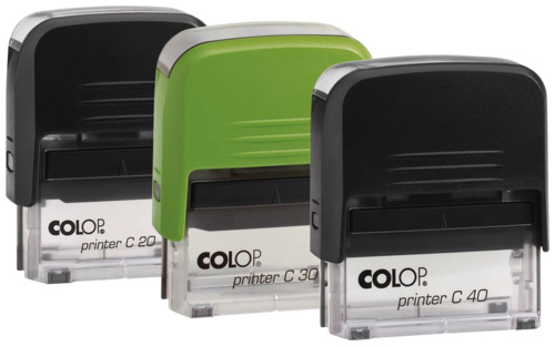 Автоматический пластиковый штамп