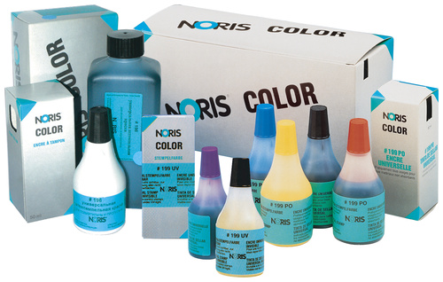 Специальные штемпельные краски Noris